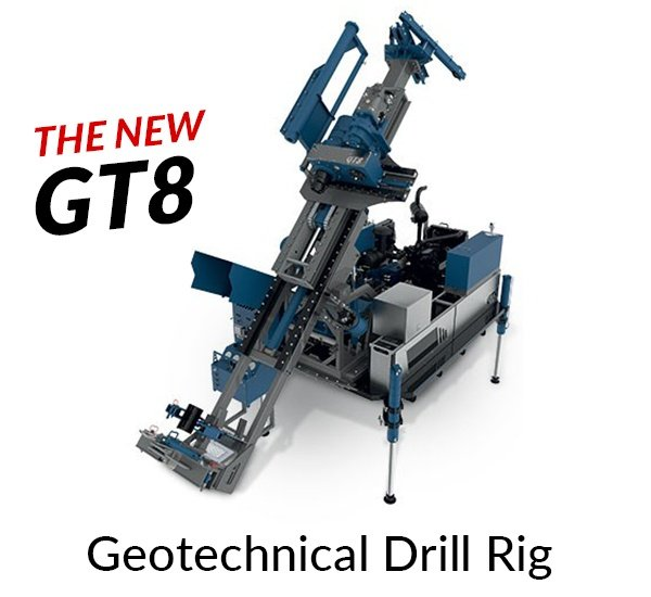 A New Geotechnical Drill Rig with Muscle