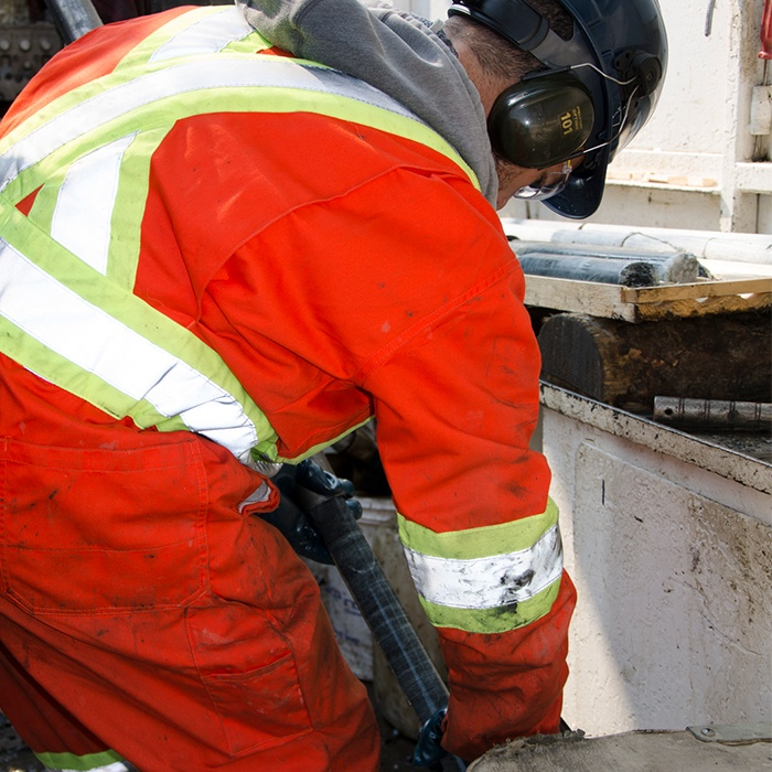 Latest Safety Gear Requirements for Diamond Drillers