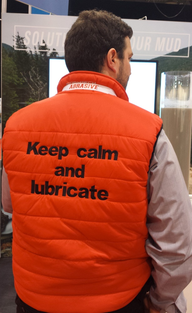 Keep Calm and Lubricate – the Basics on Drilling Lubricants
