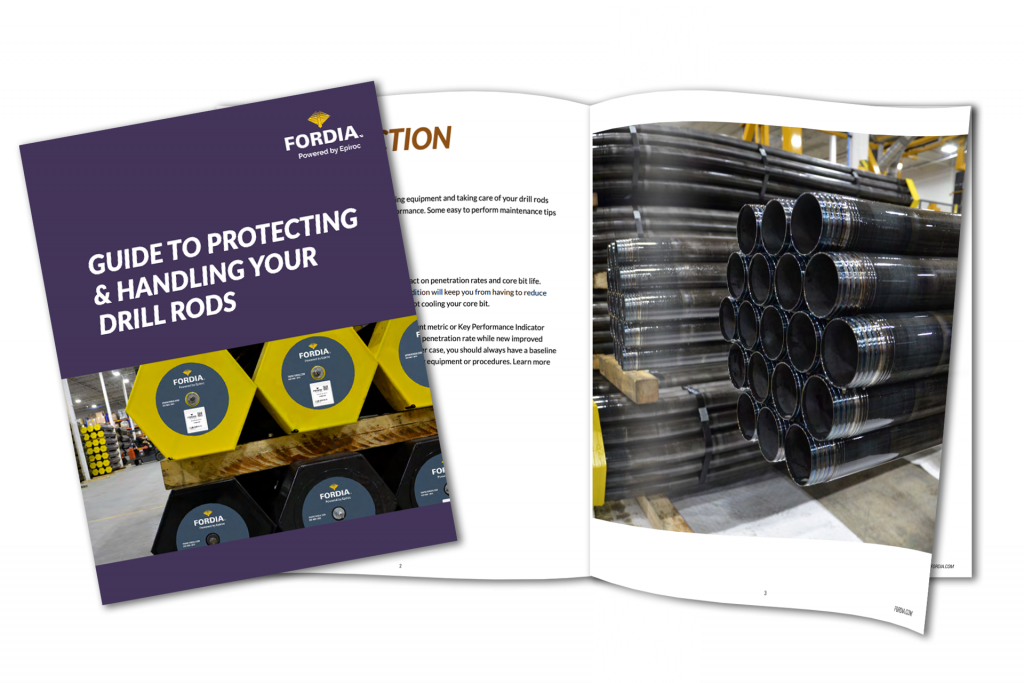 Everything You Need to Know About our Drill Rods