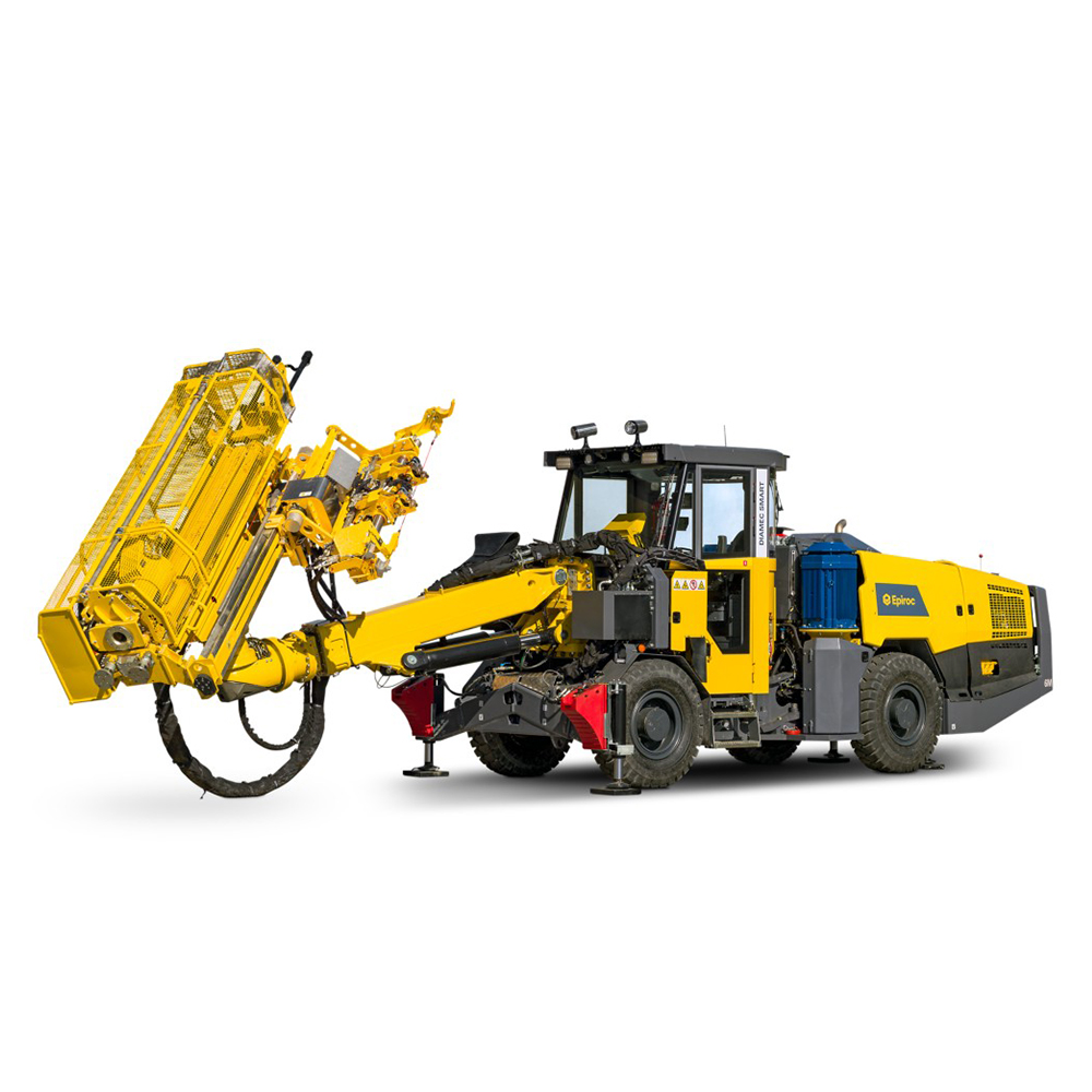 Drill Rigs Are Joining the Product Line in the USA