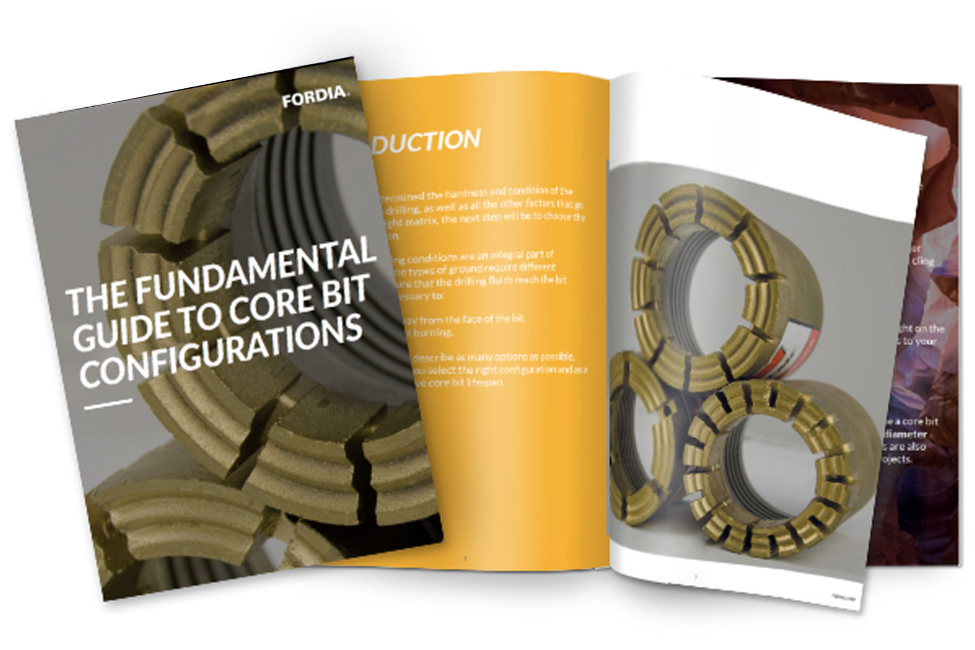 Our Free Guide to Core Bit Configurations Has Been Updated