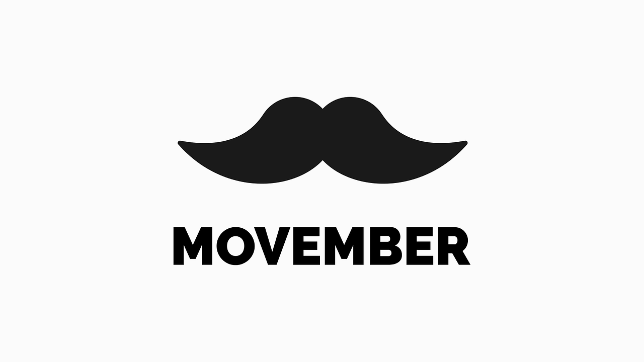 November is Time to Grow a Mo