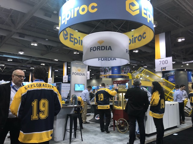 PDAC 2019: New Faces and New Products